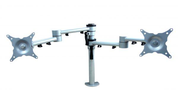 dual vision monitor arm